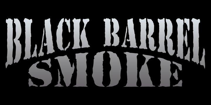 Black Barrel Smoke - Logo