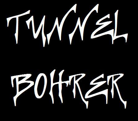 Tunnelbohrer - Logo