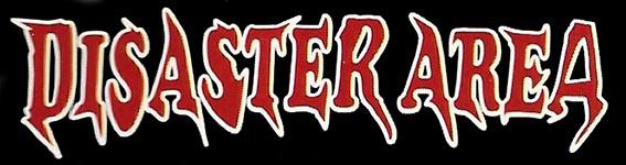Disaster Area - Logo