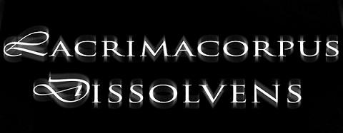 Lacrimacorpus Dissolvens - Logo