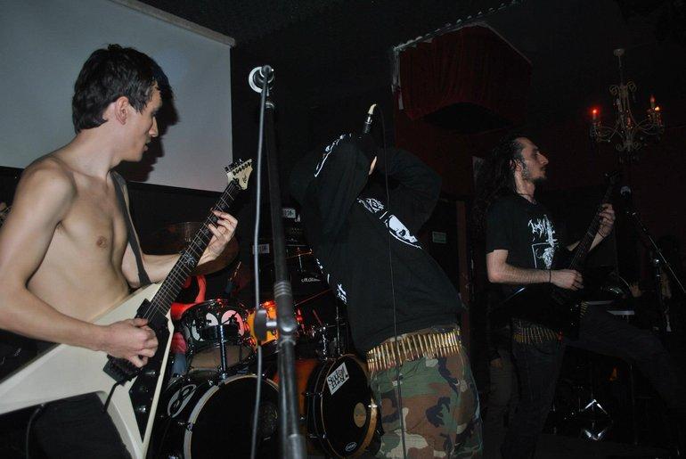 Impuration - Photo