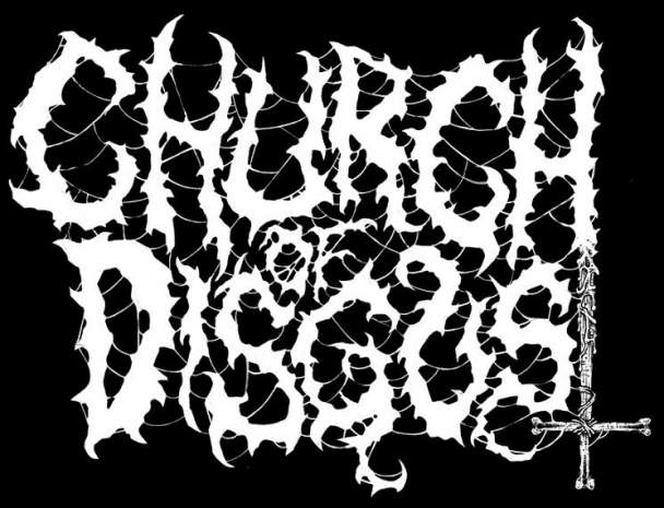 Church of Disgust - Logo