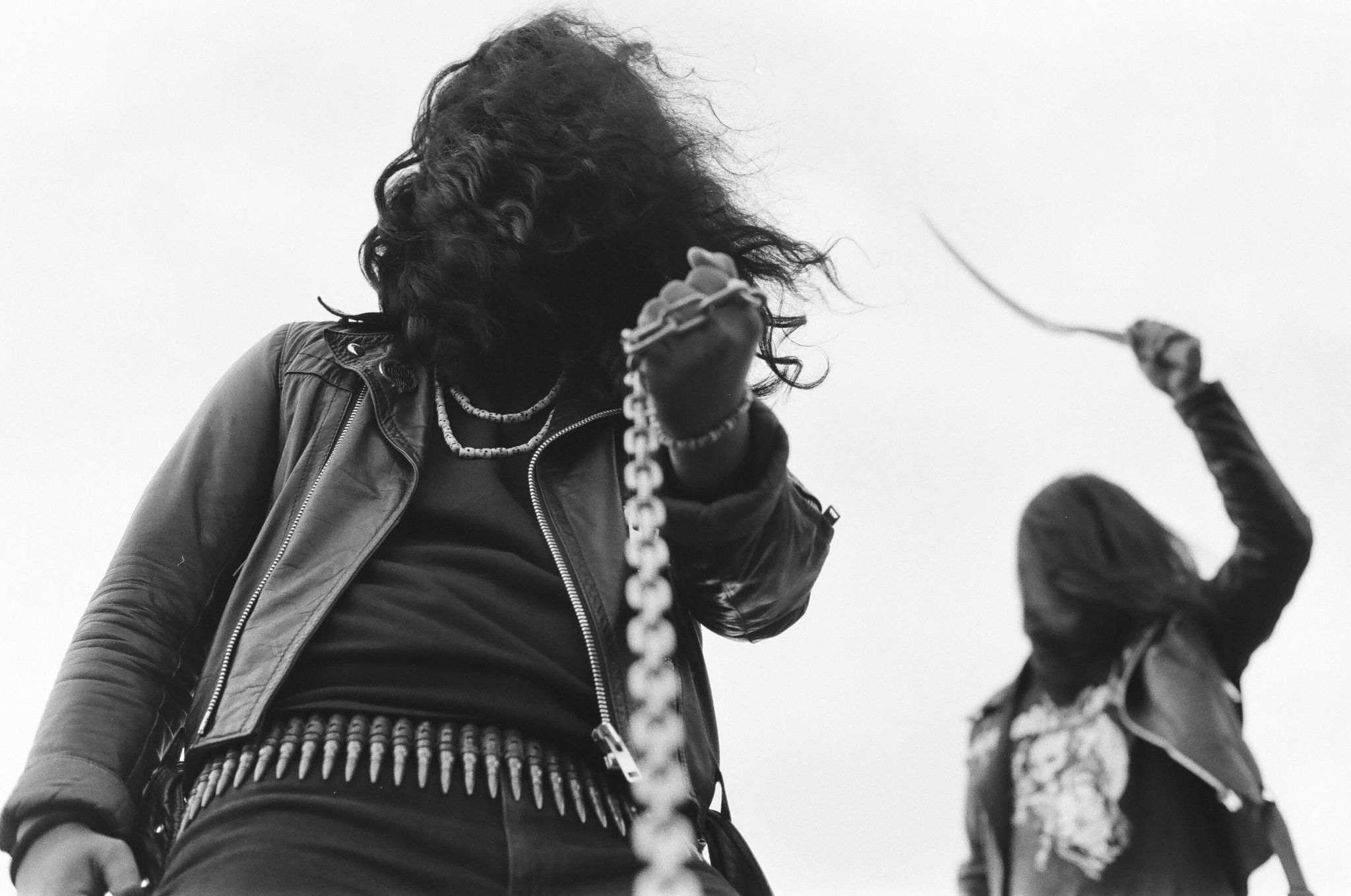 Exhumation - Photo