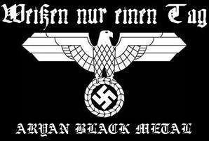 Weißen nur einen Tag - Logo
