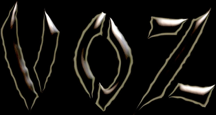 Voz - Logo