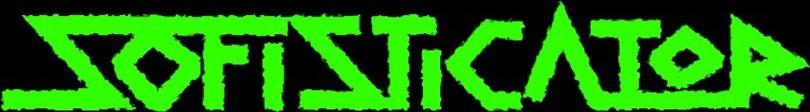 Sofisticator - Logo
