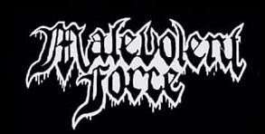 Malevolent Force - Logo