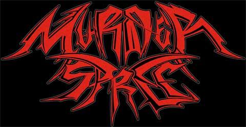 Murder Spree - Logo