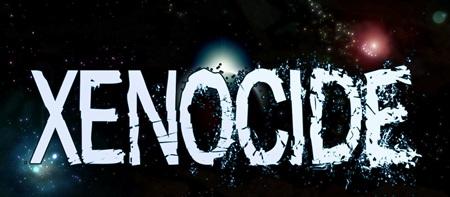 Xenocide - Logo