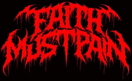 Faith Must Pain - Logo