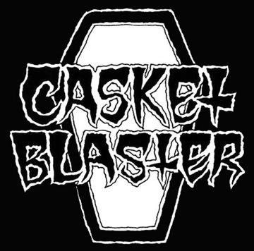 Casket Blaster - Logo
