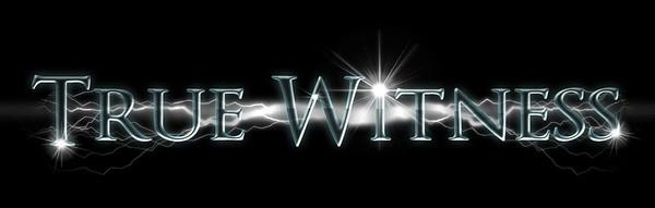 True Witness - Logo