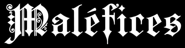 Maléfices - Logo
