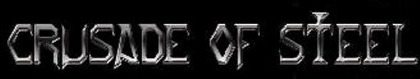 Crusade of Steel - Logo