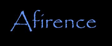 Afirence - Logo