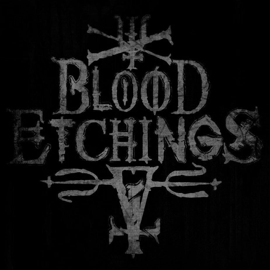 Blood Etchings - Logo