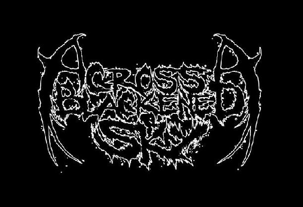 Across a Blackened Sky - Logo