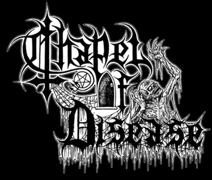 Chapel of Disease - Logo