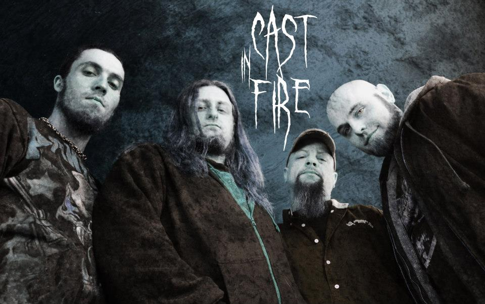 Cast in Fire - Photo