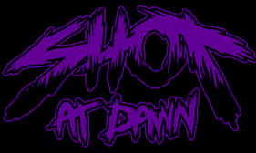 Shot at Dawn - Logo
