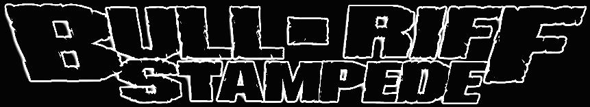 Bull-Riff Stampede - Logo