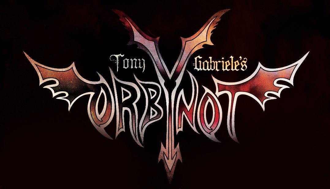 Tony Gabriele's Orbynot - Logo