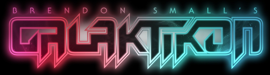Brendon Small's Galaktikon - Logo