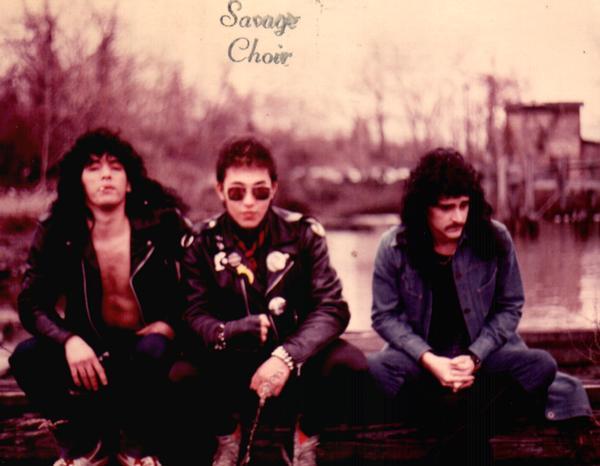 Savage Choir - Photo