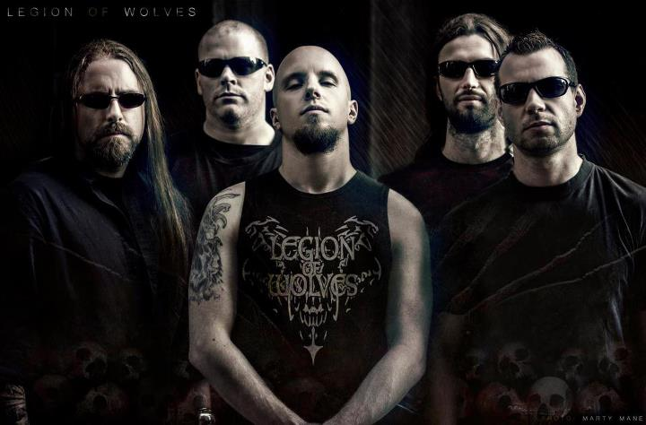 Legion of Wolves - Photo