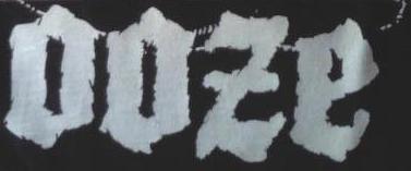 Ooze - Logo