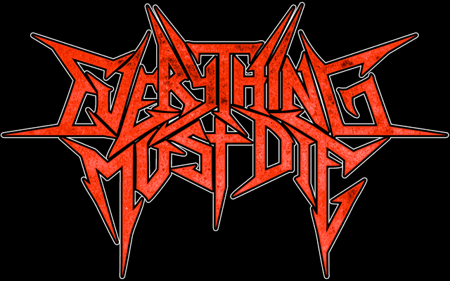 Everything Must Die - Logo