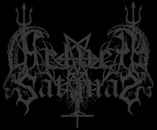 Helvete Satanas - Logo