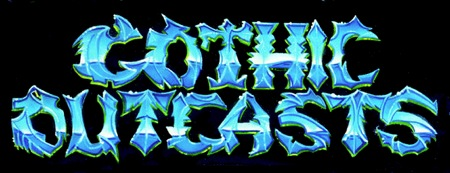 Gothic Outcasts - Logo