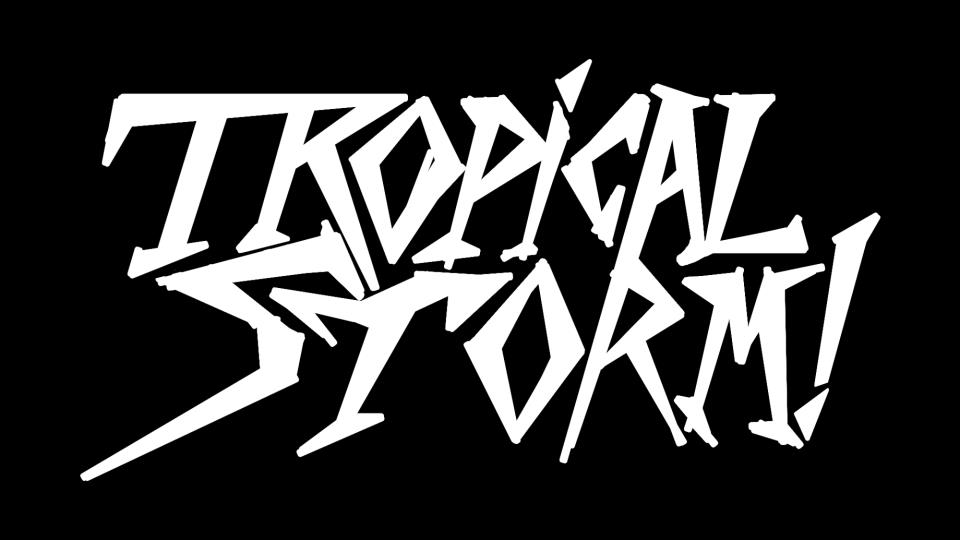 Tropical Storm! - Logo
