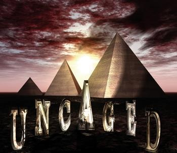 Uncaged - Logo
