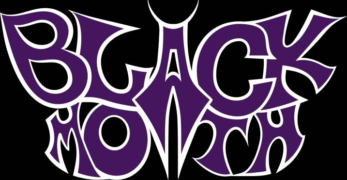 Black Moth - Logo