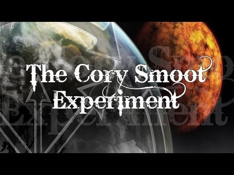 The Cory Smoot Experiment - Logo