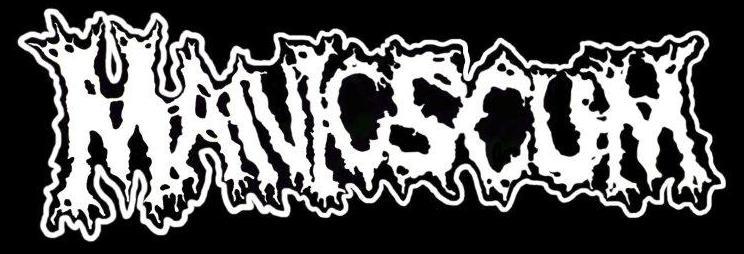 Manic Scum - Logo