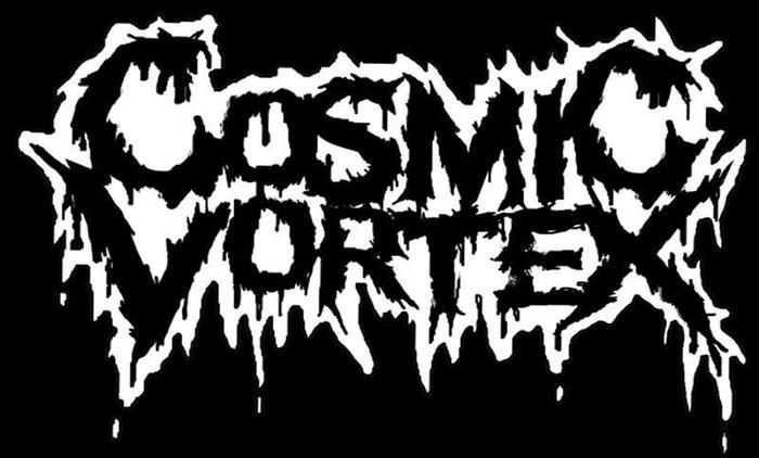 Cosmic Vortex - Logo