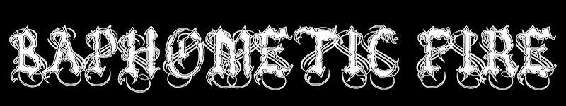 Baphometic Fire - Logo