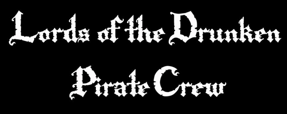 Lords of the Drunken Pirate Crew - Logo