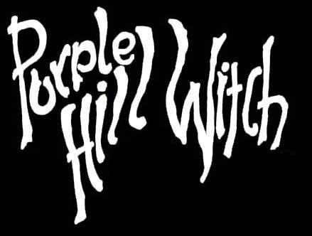 Purple Hill Witch - Logo