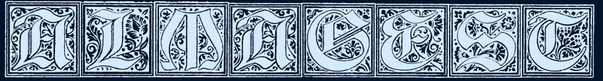 Almagest - Logo