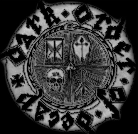 Dark Order of Decay - Logo