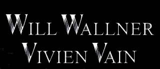 Will Wallner / Vivien Vain - Logo