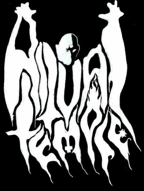 Ritual Temple - Logo