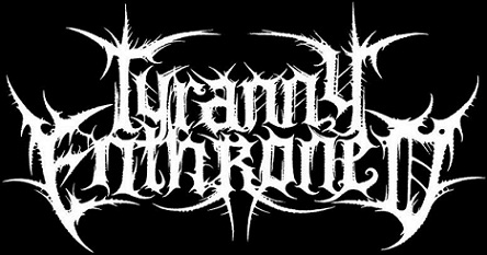 Tyranny Enthroned - Logo