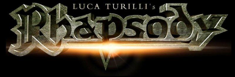 Luca Turilli's Rhapsody - Logo