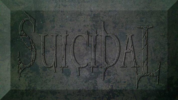 Suicidal - Logo