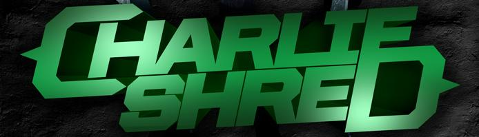 Charlie Shred - Logo